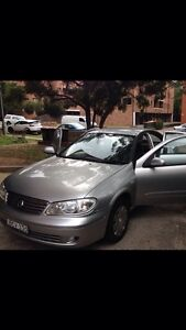 CHEAP (2005 Nissan pulsar sedan with 6 months registration ) Casula Liverpool Area Preview