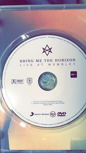 Bring me the horizon live DVD Singleton Singleton Area Preview