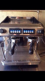Two group compact Commercial Coffee Machine Marrickville Marrickville Area Preview