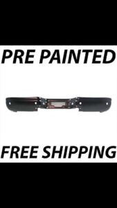 New pre painted Nissan Fender Hood and Bumpers Free Shipping