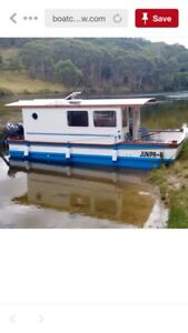 Romantic little houseboat to rent out