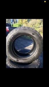 WINTER TIRES* General Grabber LT 275/65 R 18 123 rated M&S