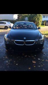 BMW 645CI Quick sale Vente rapide