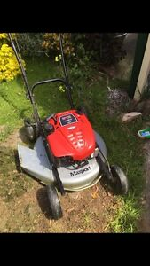 Masport 675 series 190cc catchless lawn mower (slasher) Hallett Cove Marion Area Preview