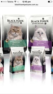 Black Hawk cat food Thornton Maitland Area Preview