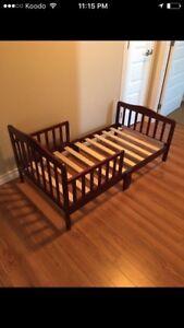 Infant bed frame
