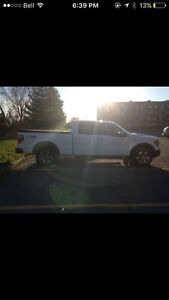 Ford F-150  fx4 pickup truck! Mint condition under full warranty