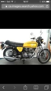 WANT to BUY-- Honda cb400 four