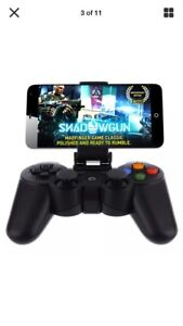 Bluetooth cell phone gaming controller
