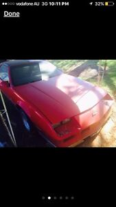 1982 CAMARO IROC Z28 RIGHT HAND DRIVE Llandilo Penrith Area Preview