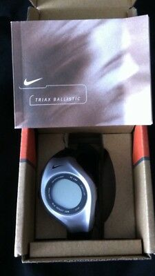 vente chaude en ligne 3bf26 a30b7 Watches & Pedometers - Nike Triax