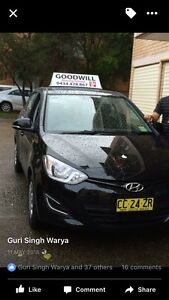 DRIVING SCHOOL AFFORDABLE Price $35 only Campbelltown Campbelltown Area Preview