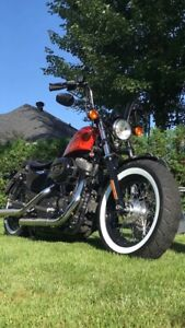 Harley Forty-eight