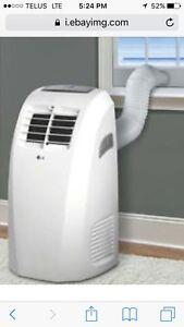 Portable air conditioner regular 500 $
