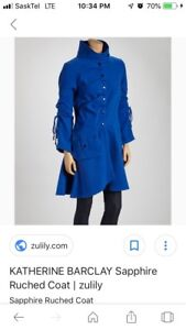 Looking for Katherine Barklay Coat