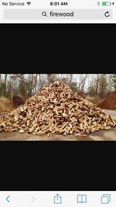 Firewood Seasoned hardwood