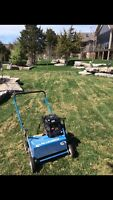 Spring Lawn Aerating & Dethatching Free Quotes