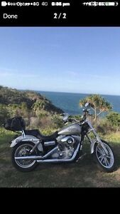 Harley Davidson super glide superglide low ks Mooloolaba Maroochydore Area Preview