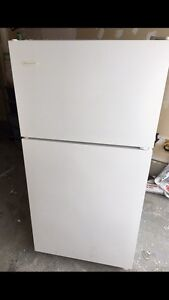 GE fridge -works great