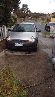 Ford KA 2001 CHEAP WITH REGO Epping Whittlesea Area Preview