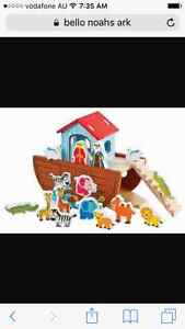 Noah's Ark Shape Sorter Adamstown Newcastle Area Preview
