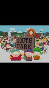 South Park seasons 7-11