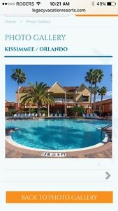 Florida Timeshare March Break