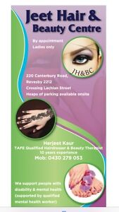 Henna specials from $10 (JH&BC) Revesby Bankstown Area Preview