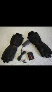 Harley heated gloves size small