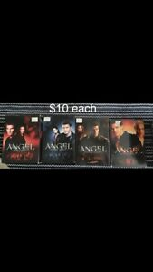 Angel DVDs