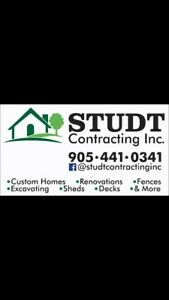 General contractor for hire
