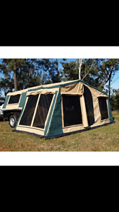 Camper Trailer Earlville Cairns City Preview
