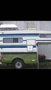 Wanted to buy old slide on camper or caravan Hazelbrook Blue Mountains Preview