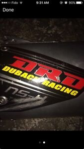 DRD DUBACH RACING EXHAUST NEED GONE REDUCED TO 200