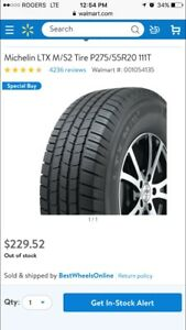 Set of tires brand new!!