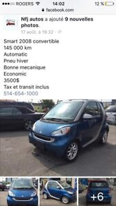 2008 Smart for Two (Mercedes Benz)