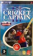 PSP Cricket Games