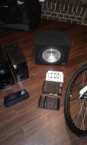 Amps and sub