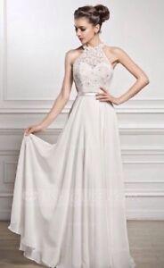 Wedding / Debutante / Formal Dress Size 10-12 East Bendigo Bendigo City Preview