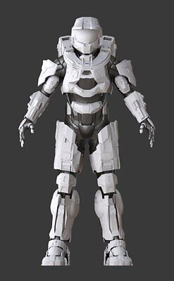 DIY Halo Masterchief Full Suit foam build cosplay Free postage