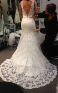 Robe de mariée jamais portée