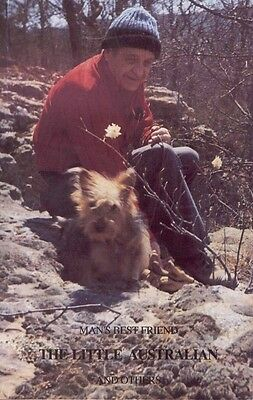 Man's Best Friend Orval Faubus Arkansas Gov Bio Book SIGNED Australian Terrier