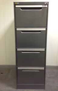 Elite Built 4 Drawer Filing Cabinet Geelong Geelong City Preview