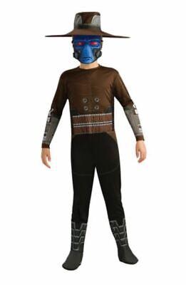 Cad Bane Halloween Costume (Star Wars Cad Bane Kid Costume (size Large 12-14) - NEW)