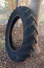 Old Tractor Tyre suit DIY garden pond sandpit Mount Hallen Somerset Area Preview