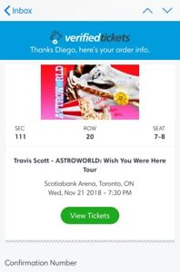 ASTROWORLD WISH YOU WERE HERE TOUR