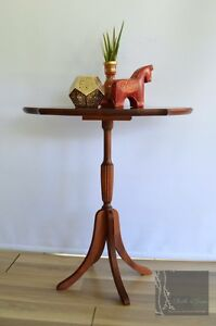 French style solid mahogany occasional table with inlay Greenbank Logan Area Preview