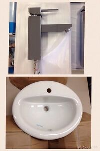 Bathroom and Kitchen Clearance ... Basin and Mixer Package $27 Capalaba Brisbane South East Preview