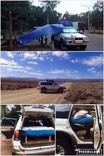 4x4 Mitsubishi Challenger 2002 Fully equipped for Backpacker Mundaring Mundaring Area Preview