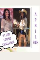 21 Day Online Health & Fitness Challenge Group